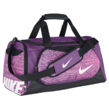 Nike YA TT (Small) Kid's Duffel Bag (Red)