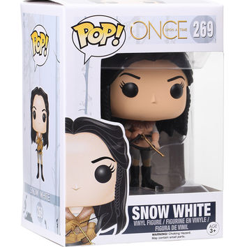 Funko Once Upon A Time Pop! Snow White Vinyl Figure
