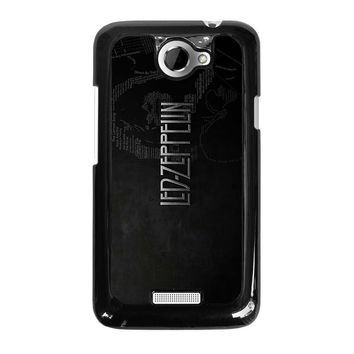 LED ZEPPELIN LYRIC HTC One X Case Cover