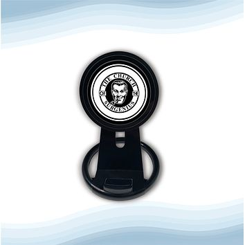 Church of the SubGenius Universal Wireless Charger with Bult in Stand