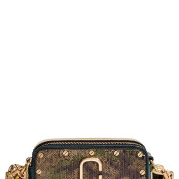 MARC JACOBS Snapshot Camo Crossbody Bag | Nordstrom