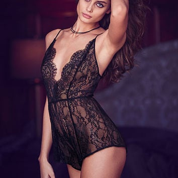 Lace Romper - Very Sexy - Victoria's Secret
