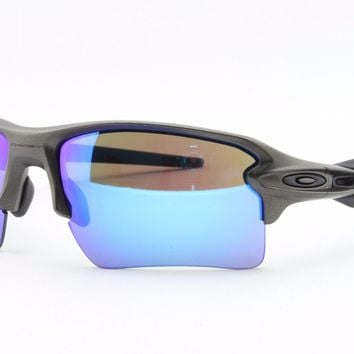 new Oakley Flak 2.0 XL 9188-61 Sports Cycling Golf Surfing Racing Sunglasses