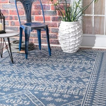 nuLOOM Kandace Outdoor Area Rug