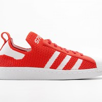 adidas Superstar 80s PK W Red | S75427 | footdistrict.com