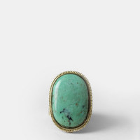 Damascus Stone Ring - $10.00 : ThreadSence, Women's Indie & Bohemian Clothing, Dresses, & Accessories