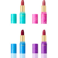 limited-edition mermaid kisses lipstick set from tarte cosmetics