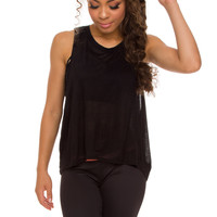 Anastasia Top - Black