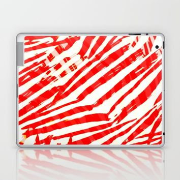 let's go a red blood trip Laptop & iPad Skin by hardkitty