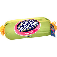 Green Apple Jolly Rancher Squishy Candy Pillow | CandyWarehouse.com Online Candy Store