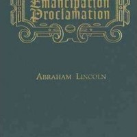 The Emancipation Proclamation : Abraham Lincoln : 9781557094704