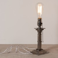 Celestine Lamp with Marconi Bulb - Table Lamps - Lighting
