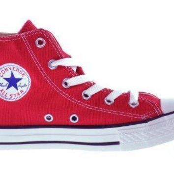 Converse C/T All Star Hi Little Kids Fashion Sneakers Red 3j232-11.5