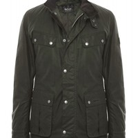 Men's Barbour Wax Duke Jacket | JULES B