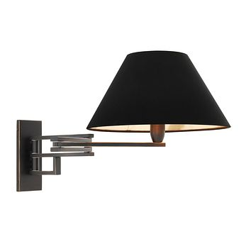 Bronze Swing Arm Wall Lamp | Eichholtz Lutetia