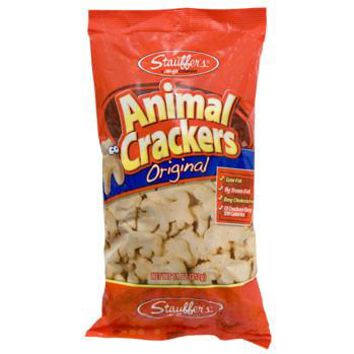 STAUFFER'S ORIGINAL ANIMAL CRACKERS 11 OZ