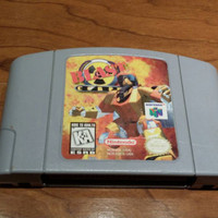 Blast Corps Nintendo 64 n64 system console video game - FREE SHIPPING
