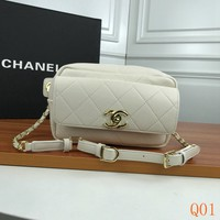 HCXX 19Sep 252 Fashion Pop Embossing Shoulder Strap Quilted Bag Crossbody Pouch Bag 20-12-5cm