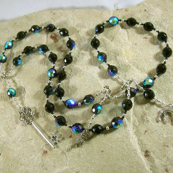 Hekate (Hecate) Prayer Beads: Greek Goddess of Magic and Witchcraft