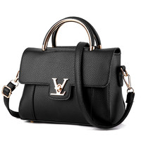 Women Bag Luxury Designer Leather Tote Handbags Messenger Shoulder Crossbody Bags Famous Brands Clutch Summer Style High Quality