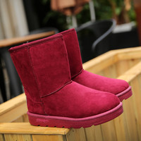 Winter Ladies Fashion Cotton Boots [9613705871]