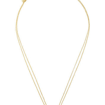 Kate Spade Dainty Sparklers Bow Pendant Clear ONE