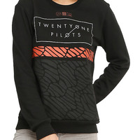 Twenty One Pilots Scales Girls Pullover Top
