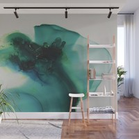 Anahata (Heart Chakra) Wall Mural by duckyb