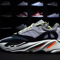 NEW!!! YEEZY WAVE RUNNER SNEAKERS