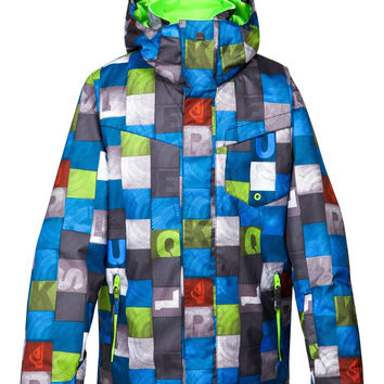Quiksilver Boy's Mission 10K Jacket