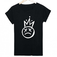 FOB FALL OUT BOY Women's Casual T-Shirt