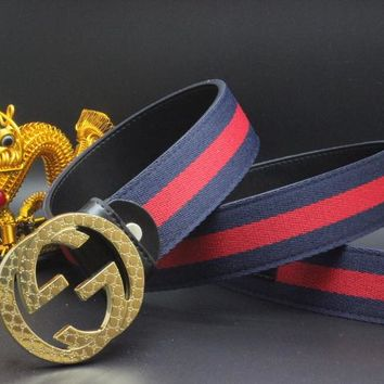 Gucci Belt Men Women Fashion Belts 502603