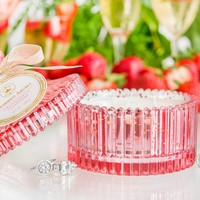 Sterling Candle - Strawberries & Champagne – Charmed Aroma