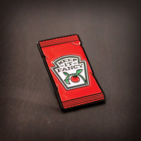 Keep It Fancy - Enamel Pin