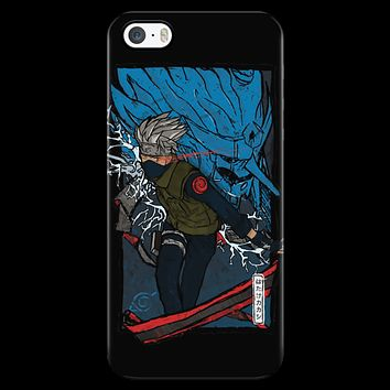 Naruto - Kakashi Raikiri - Iphone Phone Case - TL01119PC