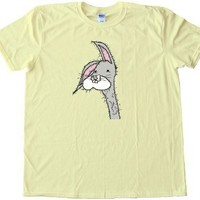 BOGS BUNNY -Cartoon Rabbit - High Quality Fashion Tee Shirt
