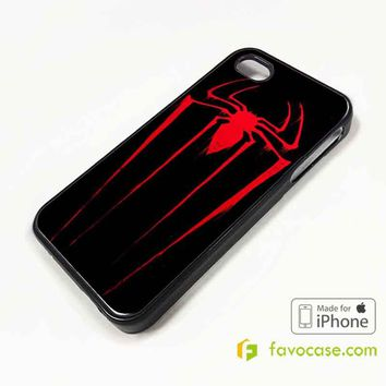 SPIDERMAN 2 The Amazing Marvel iPhone 4/4S 5/5S/SE 5C 6/6S 7 8 Plus X Case Cover
