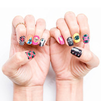 GUMMI Nail Wraps: Third Eye