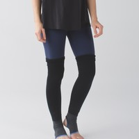 Step Mindfully Leg Warmer