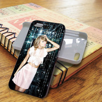 Taylor Swift Glass Singer iPhone 5C Case