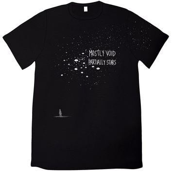 Mostly Void Partially Stars Shirt