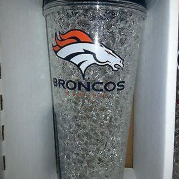 NFL TUMBLER CUP W/ STRAW zer Glass 16oz rezeable CUP=--MANY  AVAILABLE