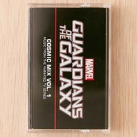 Various Artists - Guardians Of The Galaxy Cosmic Mix Vol. 1 Cassette Tape