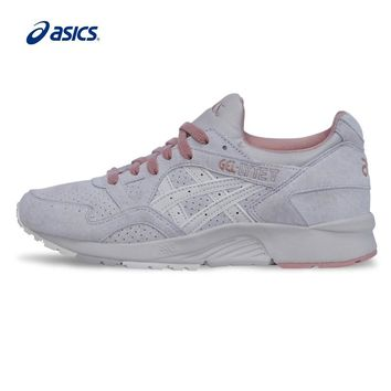 Original ASICS GEL-LYTE V GL5 Women Shoes Cushioning Anti-Slippery Running Shoe Active Retro Sports Shoes Sneakers