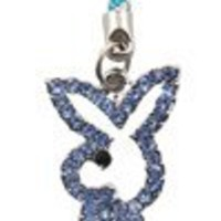 Bunny (Blue) Cellphone Charm CH002BL for Palmone cell