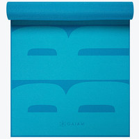 Premium Breathe Yoga Mat (5mm) - Gaiam