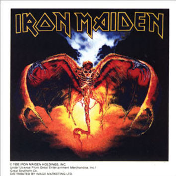 Iron Maiden - Sticker