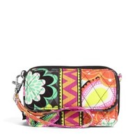Vera Bradley Ziggy Zinnia All in One Crossbody