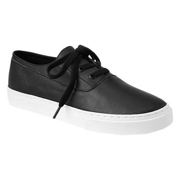 Gap Women Leather Sneakers