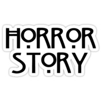 American Horror Story Sticker!